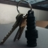 Threaded Key Chain Toy image