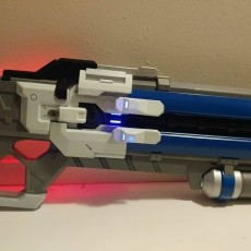 Soldier 76 Pulse Rifle Overwatch