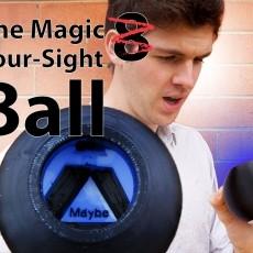 The Magic Four-sight Ball