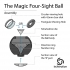 The Magic Four-sight Ball image