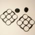 Fidget spinner with balls image