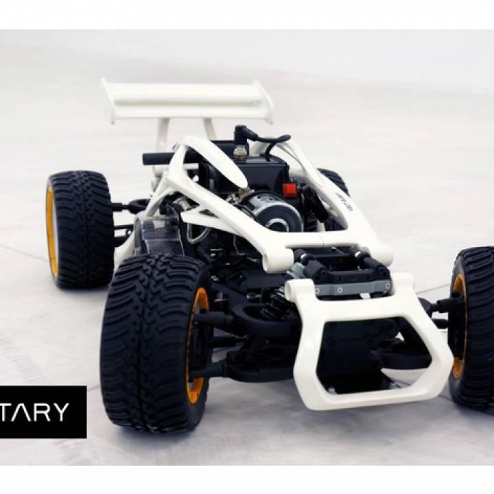 vectBuggy - RC buggy