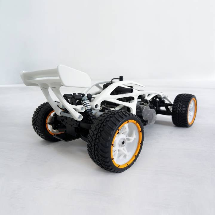 3d Printable Vectbuggy Rc Buggy By Vectary The Free