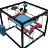 CUBETRIX diy corexy 3D PRINTER image