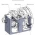 3D Printed Numechron Clock image
