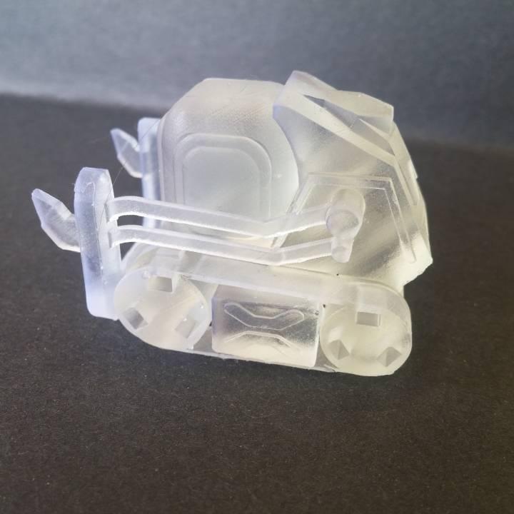 3d Printable Anki Cozmo By Gear Cortex