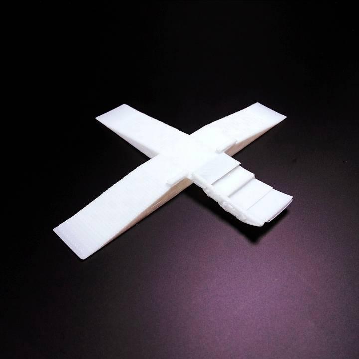 Cross-Ramp