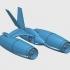 SPACESHIP POD RACER WIPEOUT 3 image