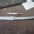 Genji's Washizaki (Blade only) image