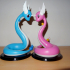 Two dragonair  ♡ ♡ image