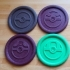 Pokemon Pokeball Coasters image
