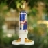 Red Bull Can Bird Feeder image