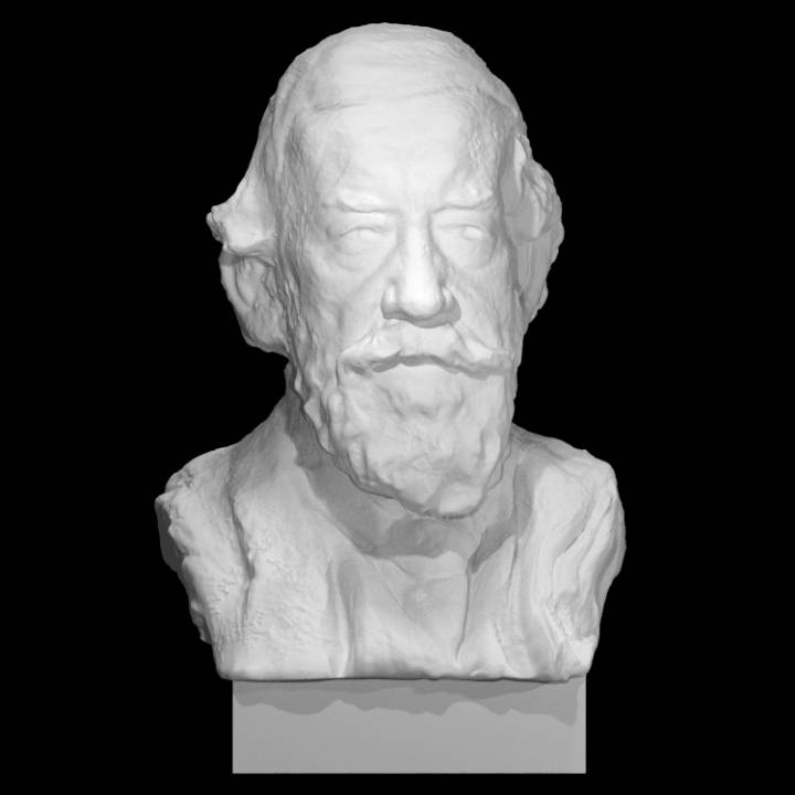 Bust of Moncure Conway