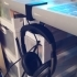 "under desk headphone holder 1.5"" image"