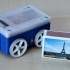 Compact WiFi/BLE enabled 4WD robot platform image