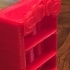 Carved Bookshelf kit image
