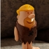 Barney Rubble print image