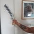 Pirate Engraved Flintlock Pistol image