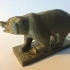 Grizzly Bear Statue - University of California Berkeley image