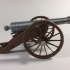 Civil War Field Cannon Model Kit image