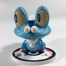 Froakie Pokemon Character