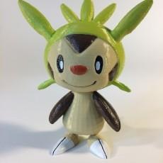 Chespin Pokemon Character