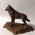 Husky Statue - Michigan Tech image