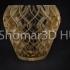Wavy lampshade image
