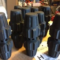 Rogue One Fragmentation Grenade Prop