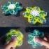 Atom Shaped Fidget Spinner image