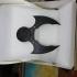 Folding Arkham Style batarang image