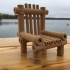 Bamboo Chair image