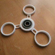 Tri Spinner with Caps