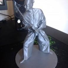 Samurai Sculpture