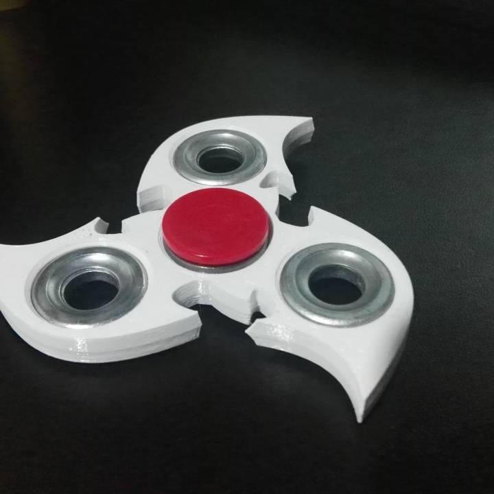Ninja Spiner
