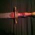 Riptide - Percy Jackson's Sword (Anaklusmos) print image