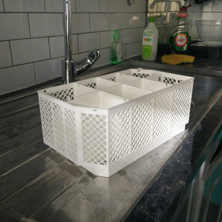 Replacement Dishwasher Cutlery Basket