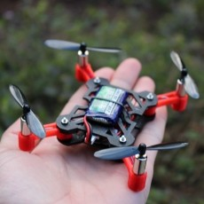 Pico 110 High Performance Brushed Micro Quad