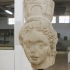 Head of the Goddess Tyche image