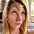 Wonder Woman Tiara print image