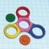 Pop Together Fidget Spinner image