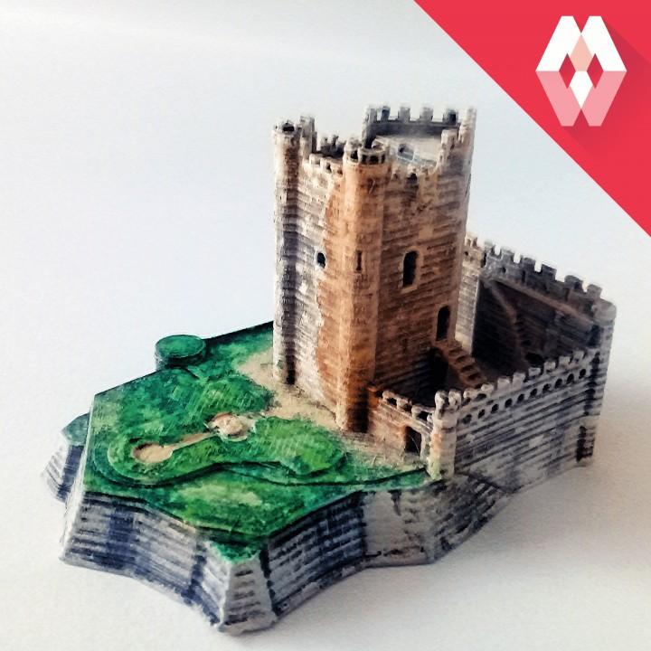 Castle of Alcalá del Júcar