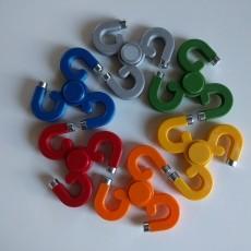 Ampersand Spinner Fidget