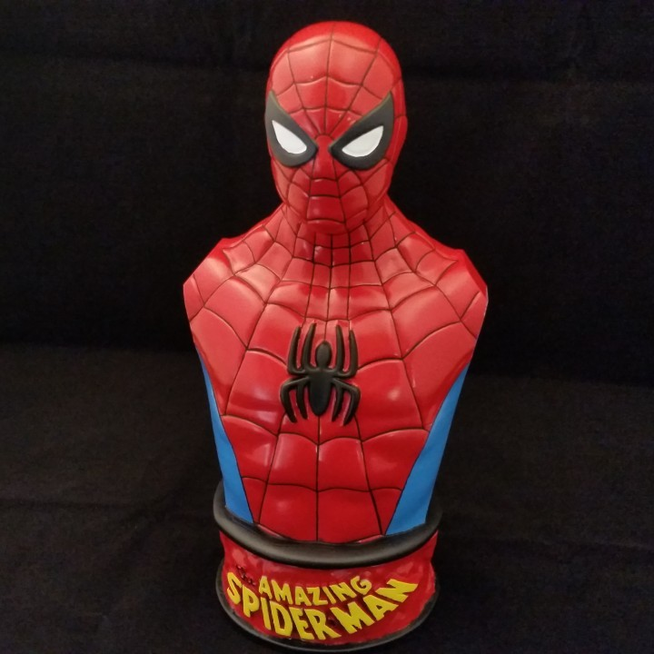 Vintage Spider-Man Bust