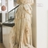 Marble statue of Athena image