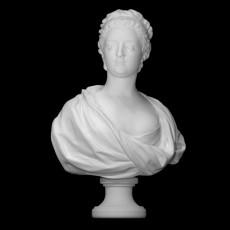 Bust of Madame de Pompadour
