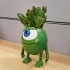 Young Mike Wazowski Planter image