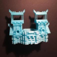 Viking Castle Planter