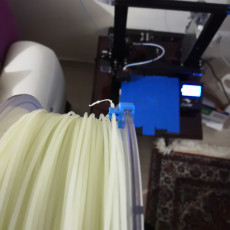 Picture of print of Filament Clip, Filament Holder, Filament Keeper This print has been uploaded by Tolgahan Ytr