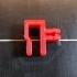 Filament Clip, Filament Holder, Filament Keeper image